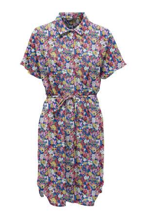 gebloemde blousejurk ONLNOVA multi