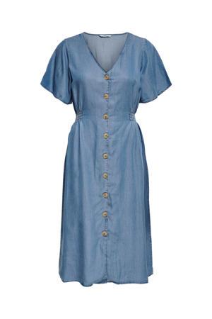 spijkerjurk ONLNIKOLINE blauw