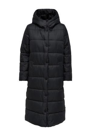 gewatteerde jas ONLCANACE zwart