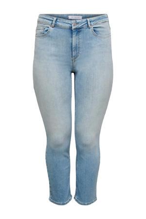 cropped skinny jeans CARWILLY blauw