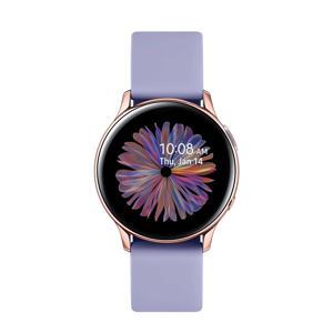 Galaxy Active 2 40 mm aluminium smartwatch (Violet)