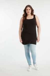 MS Mode singlet zwart, Zwart