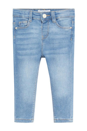 slim fit jeans lichtblauw