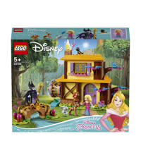 LEGO Disney Princess Aurora's Boshut 43188, Multi kleuren