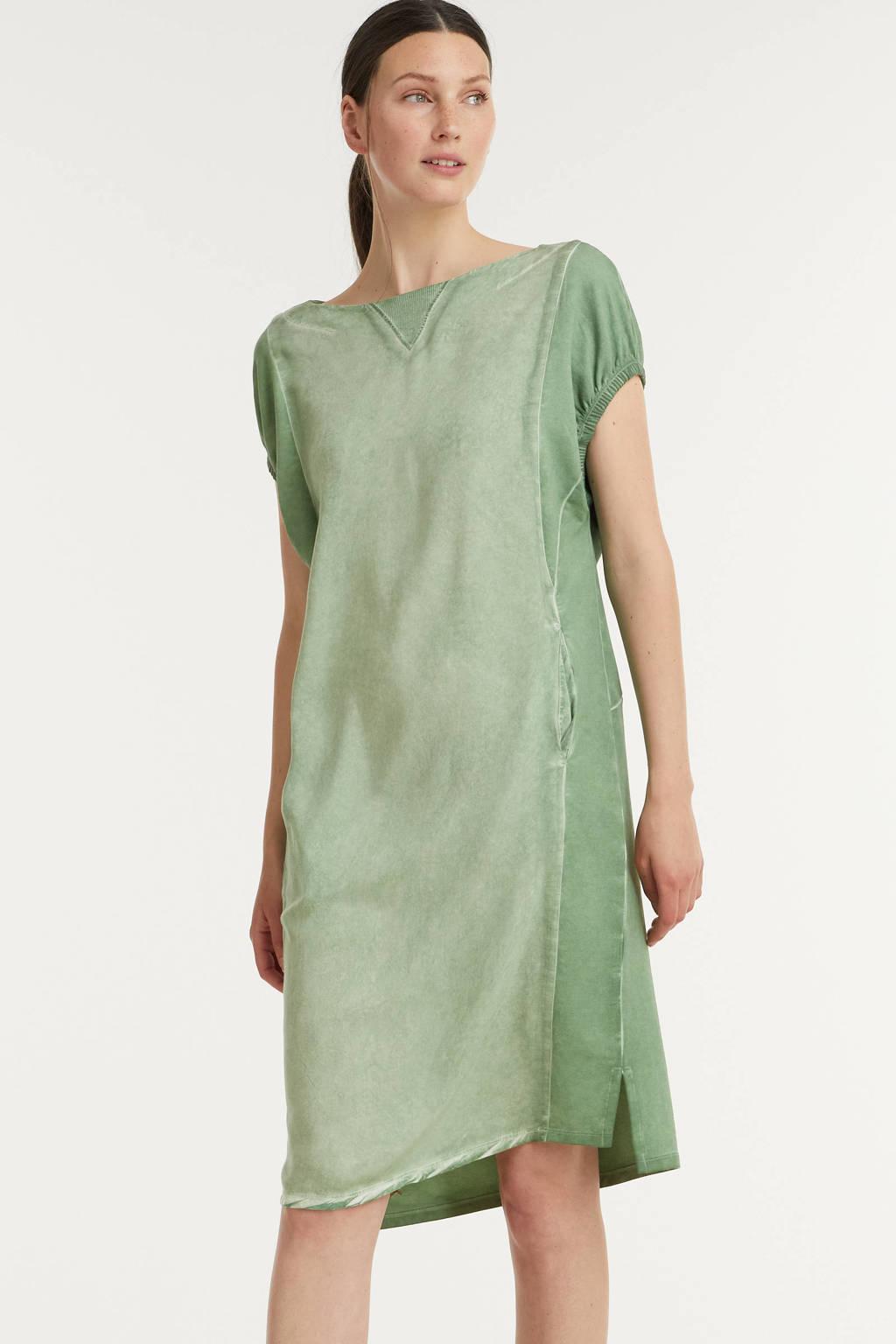 Anna jurk groen, Groen
