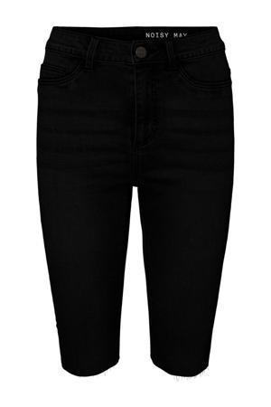 high waist skinny broek CALLIE zwart