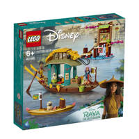 LEGO Disney Princess Raya Boun's Boot 43185, Multi kleuren