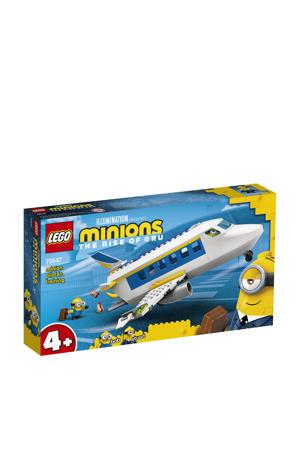 Training van Minion Piloot 75547