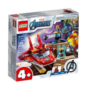 Marvel Avengers Iron Man vs. Thanos 76170