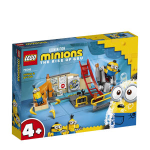 Minions in Gru's Lab 75546