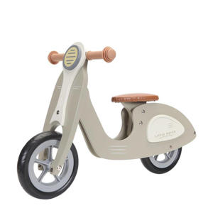 houten loopscooter olive