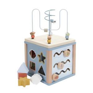 houten activiteitenkubus Ocean