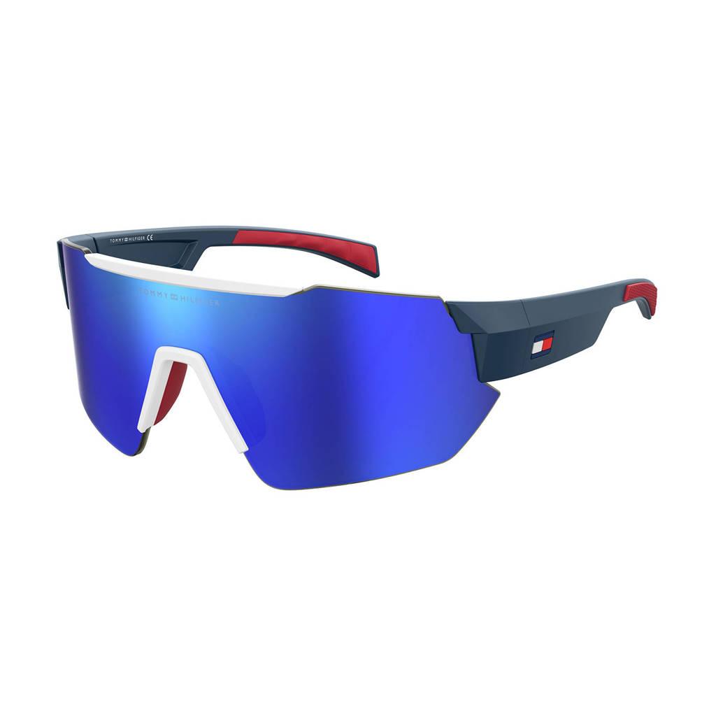 Tommy Hilfiger zonnebril 1721/S wit/blauw