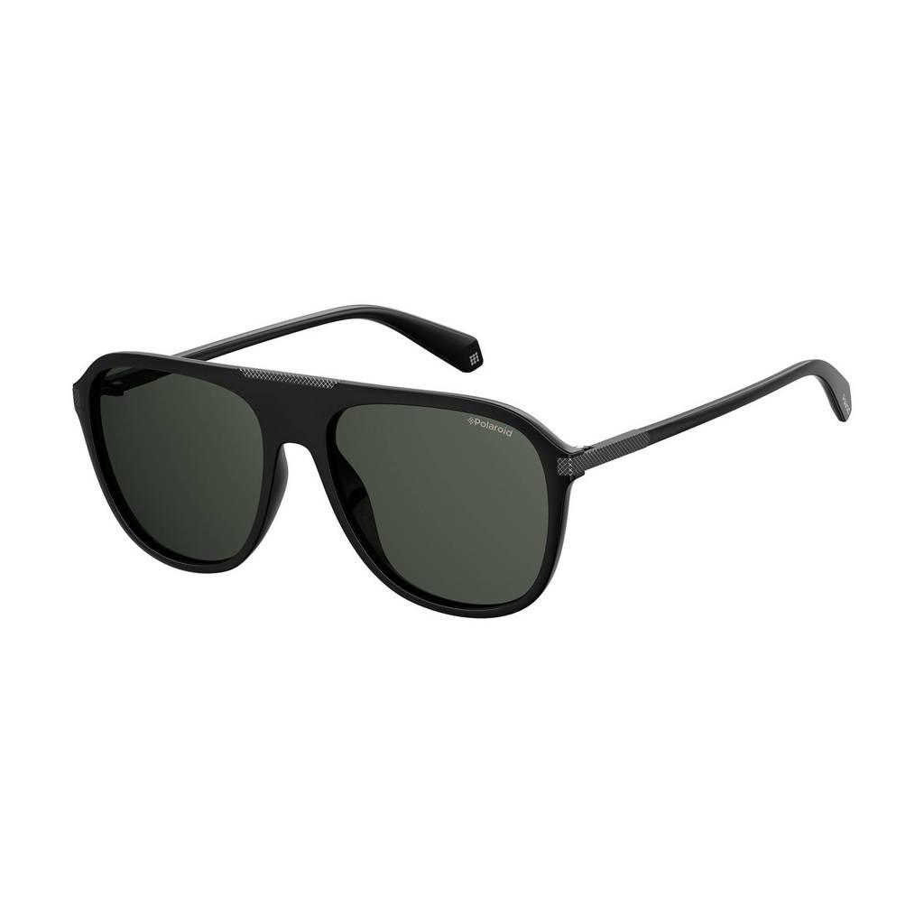 Polaroid zonnebril 2070/S/X zwart
