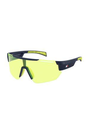 zonnebril 1721/S zwart/geel
