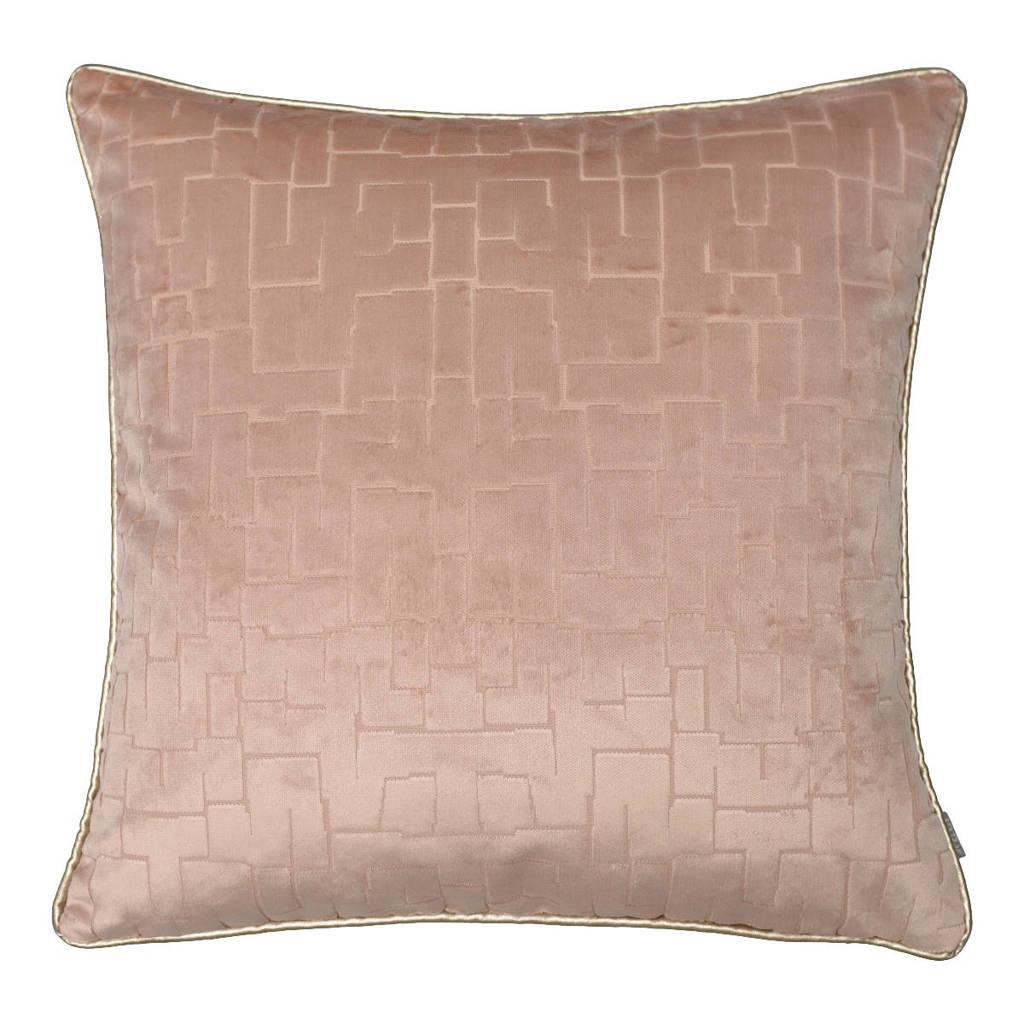 Raaf sierkussenhoes Packman roze  (50x50 cm), Roze