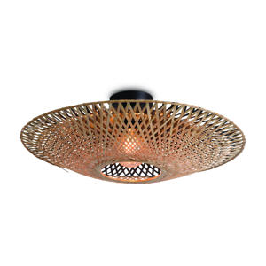 Plafondlamp Kalimantan (Ø44cm)