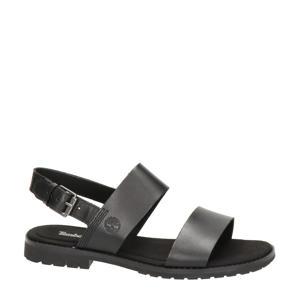 Chicago Riverside  leren sandalen zwart