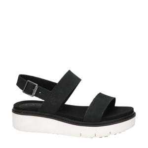 Safari Dawn  sandalen zwart