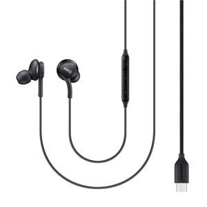 Type-C EO-IC100 in-ear hoofdtelefoon (zwart)
