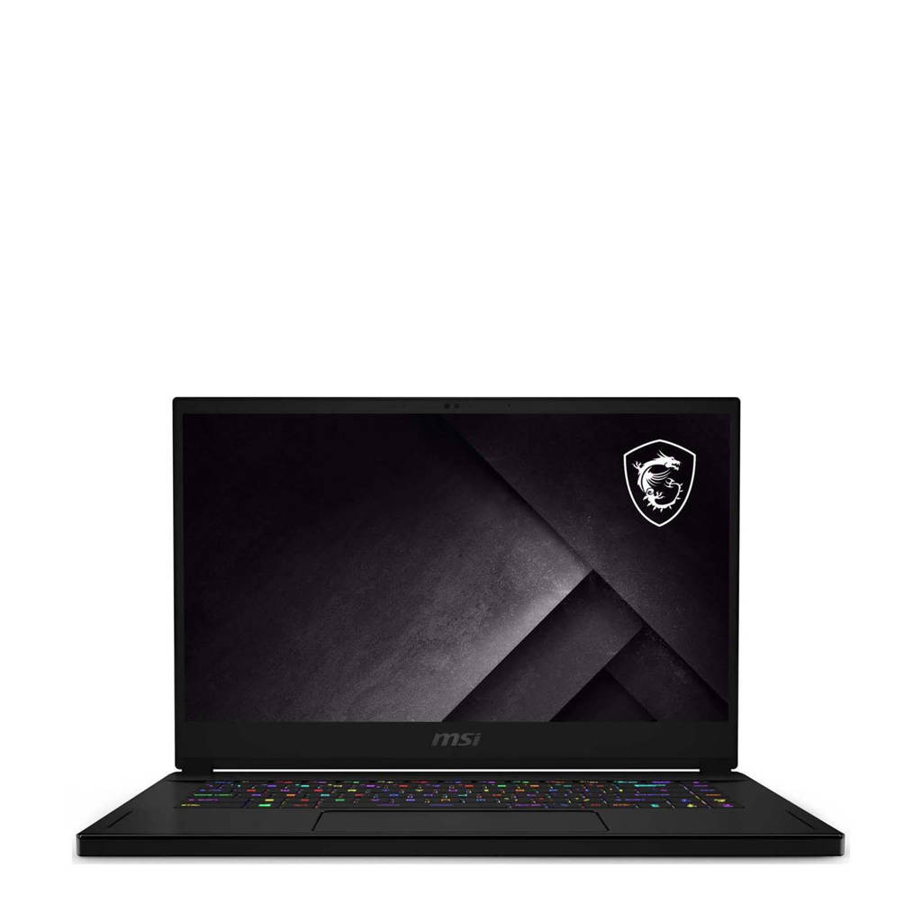 MSI GS66 Stealth 10UH 084NL 15.6 inch Full HD gaming laptop, Zwart