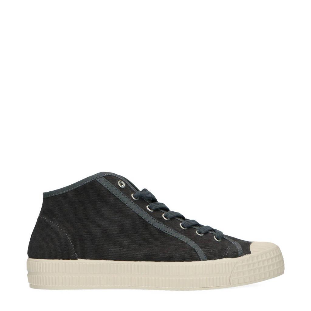 Sacha   halfhoge sneakers antraciet, Antraciet