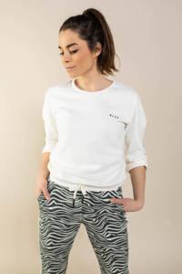 Anna van Toor trui wit, Wit