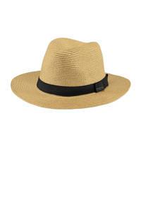 Barts hoed Aveloz beige, Beige/zwart