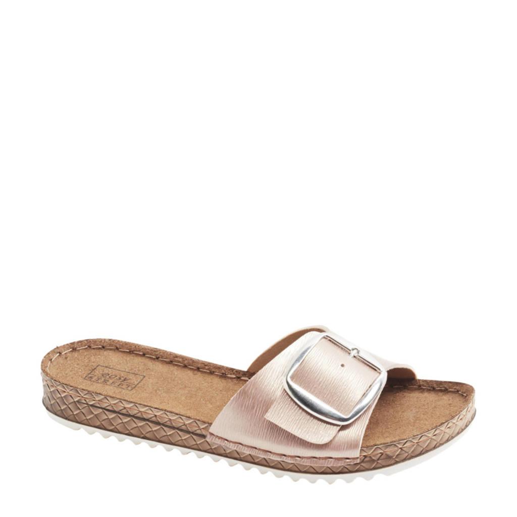 Easy Street   slippers roségoud