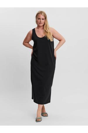 maxi jurk VMKIKKE zwart