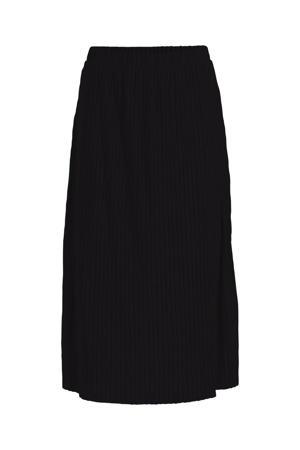 midi rok VIPLEASA zwart