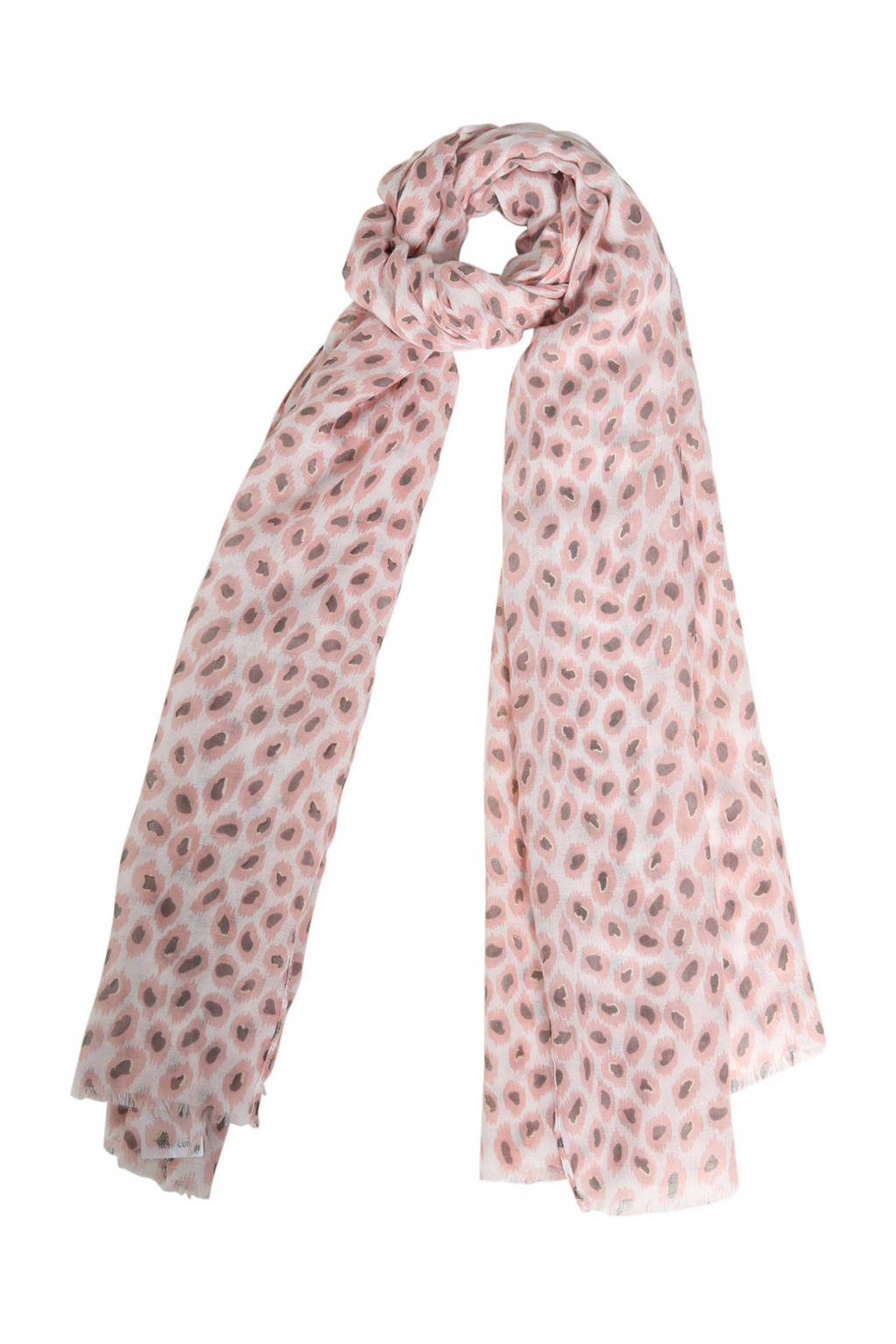 Paprika sjaal lichtroze, Lichtroze