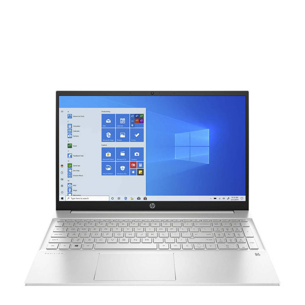HP 15-EH0500ND 15.6 inch Full HD laptop, Zilver