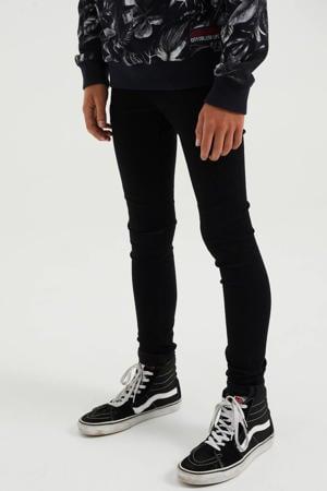 super skinny jeans black uni