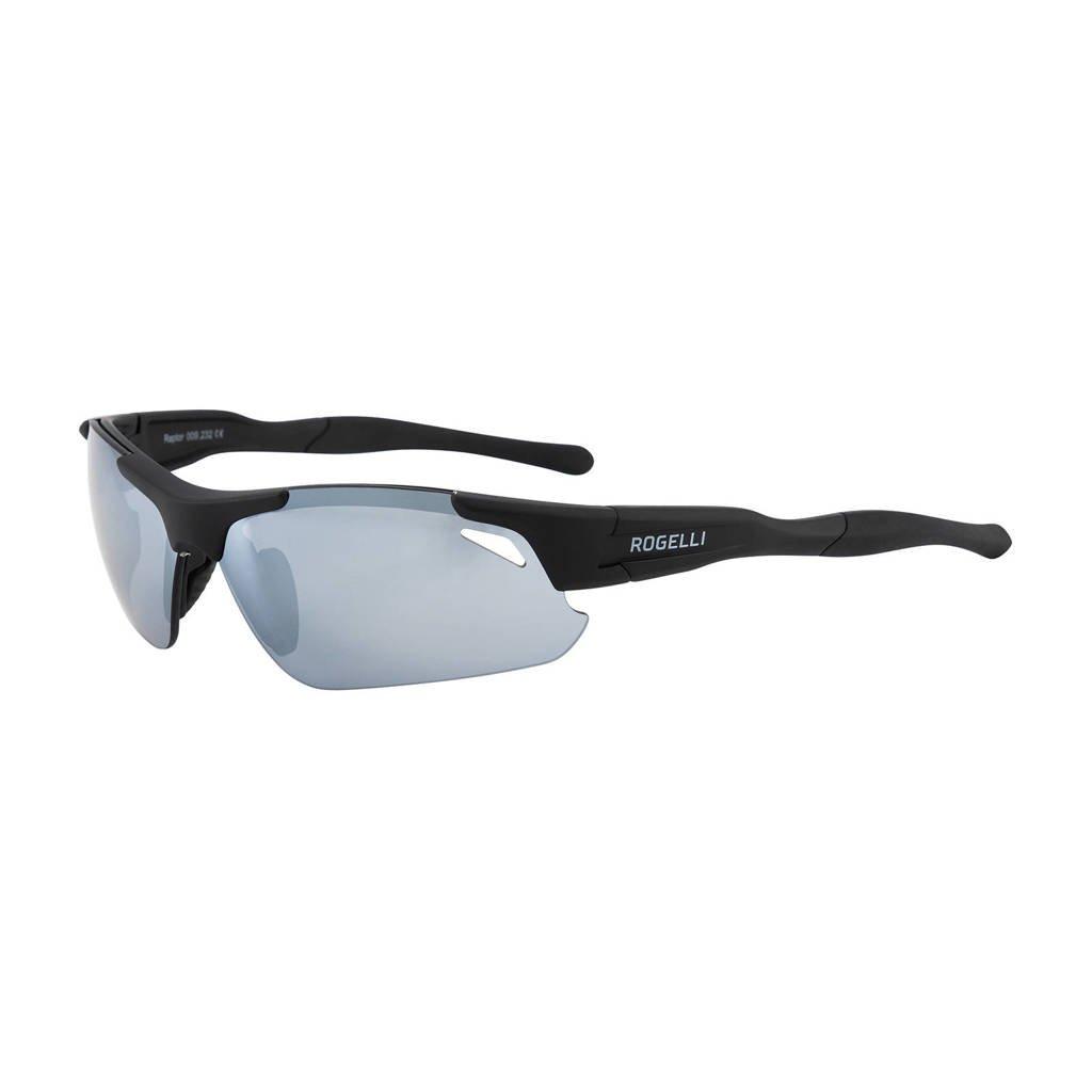 Rogelli fietsbril Raptor zwart