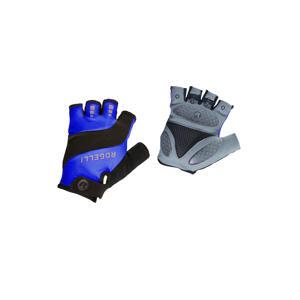 fietshandschoenen Phoenix blauw/zwart