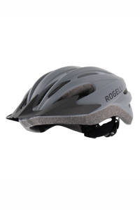 Rogelli fietshelm Ferox grijs, Grijs