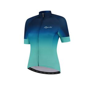 fietsshirt Dream turquoise/blauw