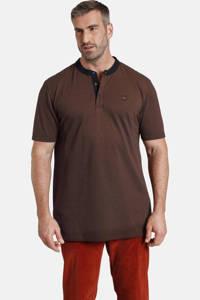 Charles Colby T-shirt Earl DEREK Plus Size bruin, Bruin