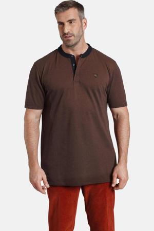 T-shirt Earl DEREK Plus Size bruin