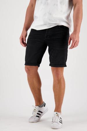 slim fit jeans short Crest rd05 black stone
