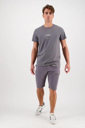 regular fit sweatshort Radford grijs