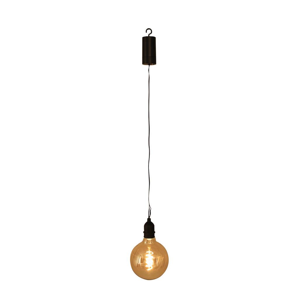 Luxform Batterij 1x Hanglamp Volta, Transparant