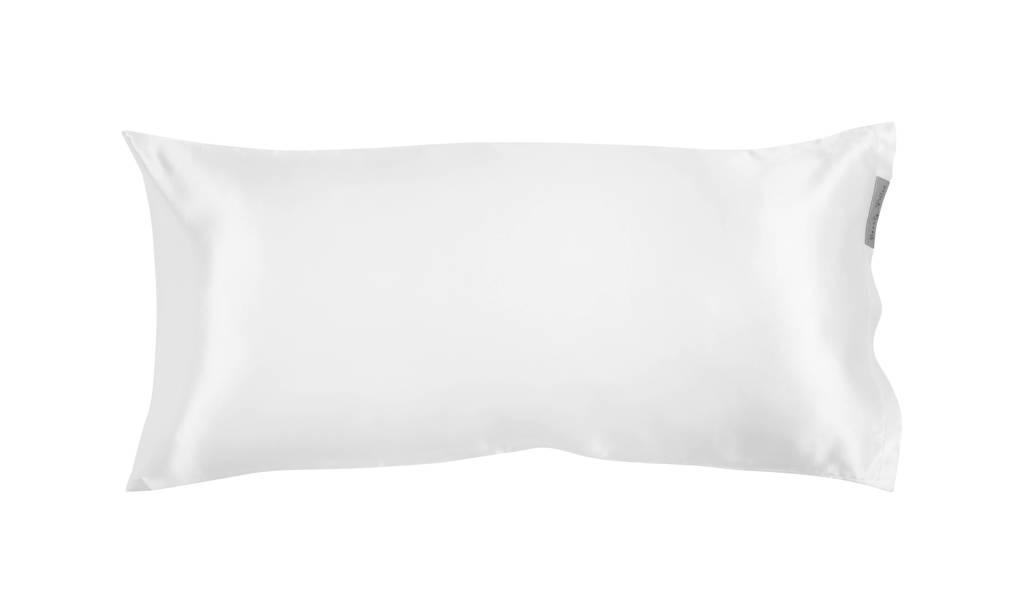 Beauty Pillow kussensloop - White - 80 x 40