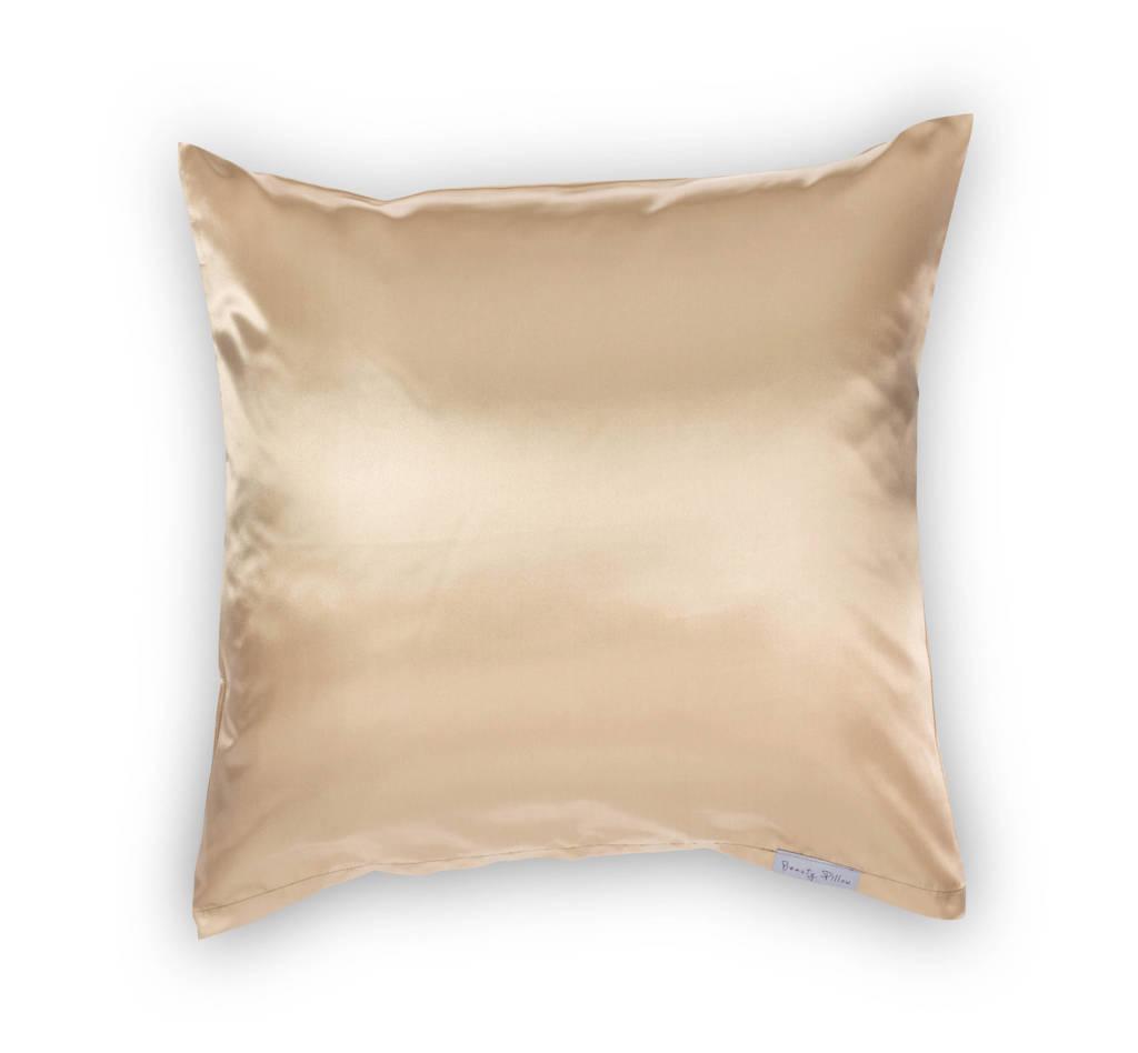 Beauty Pillow kussensloop - Champagne - 80 x 80