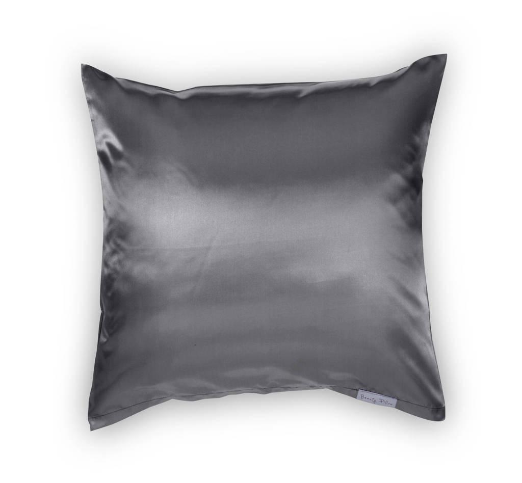 Beauty Pillow kussensloop - Antracite - 80 x 80