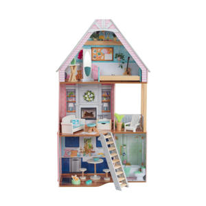 houten poppenhuis Matilda