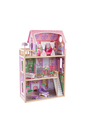 houten poppenhuis Ava