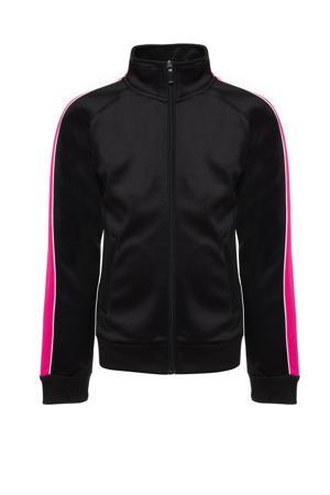 sportvest zwart/roze