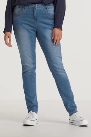 slim fit jeans CURVE 23 light denim